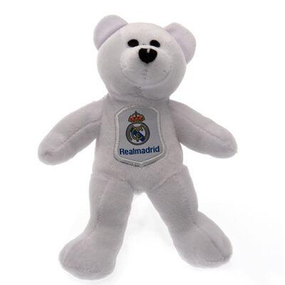 Real Madrid mini plüss mackó