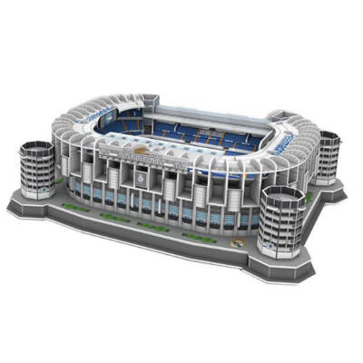 Real Madrid puzzle BERNABEU 3D STADION