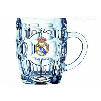 Real Madrid sörös korsó LANZA