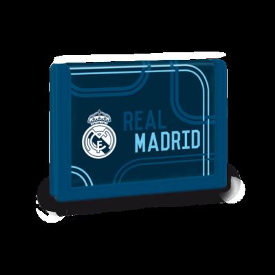 Real Madrid tépőzáras pénztárca REMAD