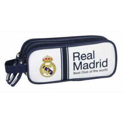 Real Madrid tripla cipzáras tolltartó
