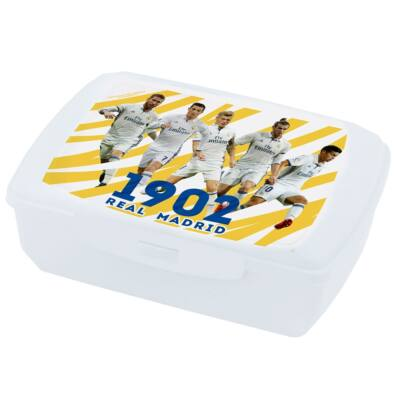 Real Madrid uzsonnás doboz OTRO
