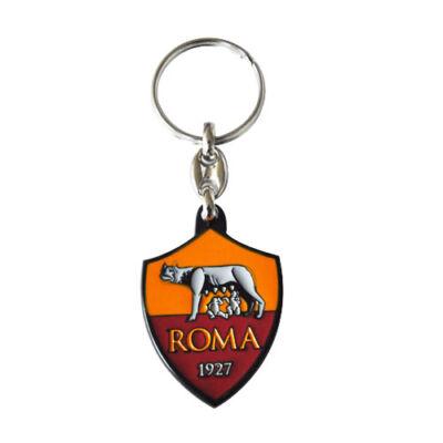 AS Roma fém címer kulcstartó