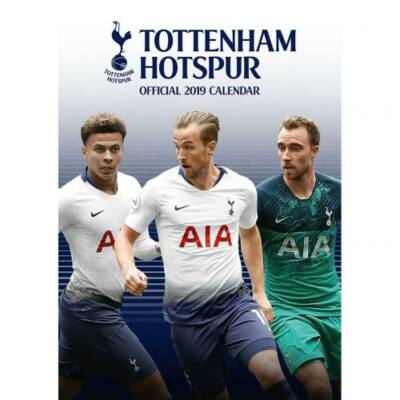 Tottenham Hotspur fali naptár 2019
