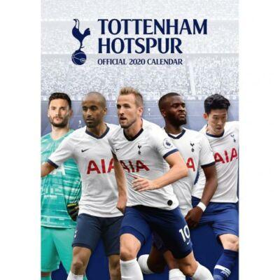 Tottenham Hotspur fali naptár 2020