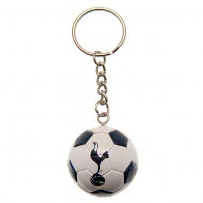 Tottenham Hotspur focilabda kulcstartó CREST